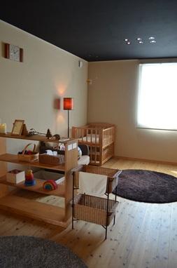 きれいな空気の赤ちゃんカフェ nenne(ネンネ)