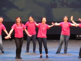 新京成×聖徳大学スプリングコンサート2015