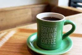 ブラウンサウンドコーヒー