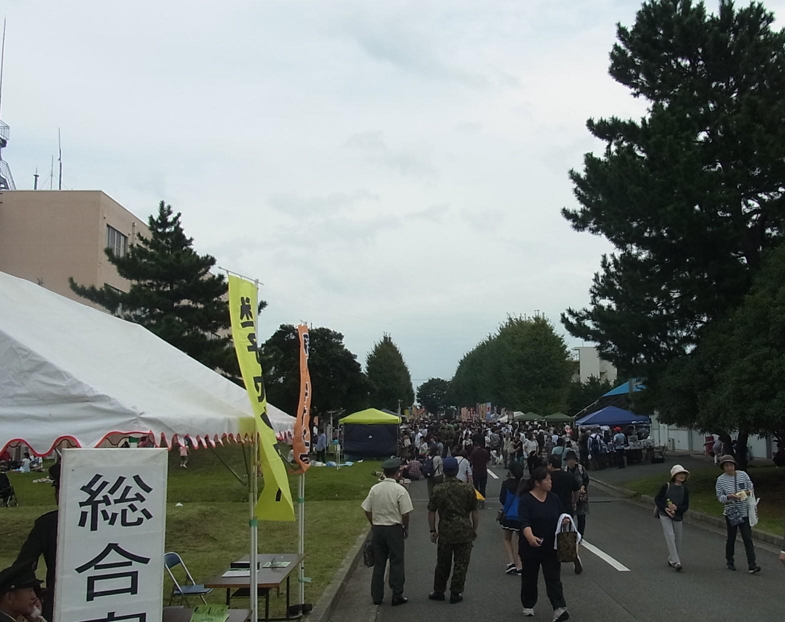松戸駐屯地